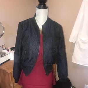 H&M's bomber jacket